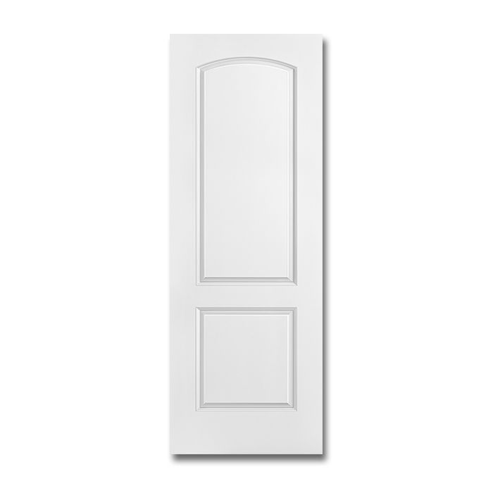 Craftwood Products - Interior Doors - Molded interior Doors - 2 Panel Roman Interior Doors
