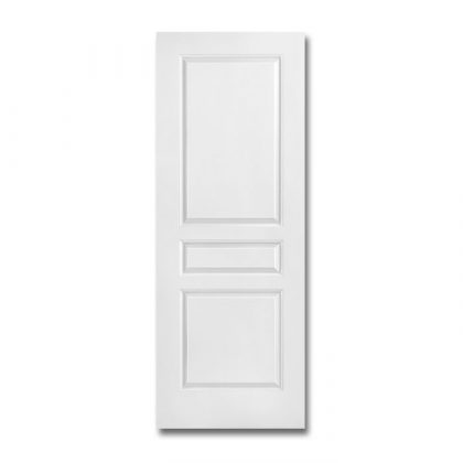 Craftwood Products - Interior Doors - Molded interior Doors - 3 Panel Interior Doors