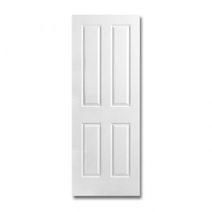 Craftwood Products - Interior Doors - Molded interior Doors - 4 Panel Molded Interior Doors