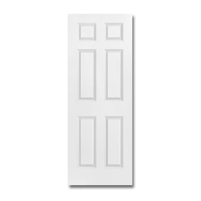 Craftwood Products   Interior Doors   Molded Interior Doors   6 Panel  Interior Doors