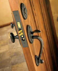 Mortise Entrysets