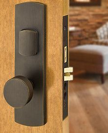Mortise Knob by Knob / Lever By Lever Entry Sets