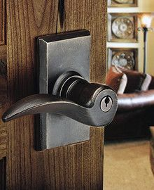 Key in Levers / Knobs