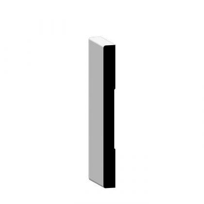 CR512 MDF Primed Baseboard