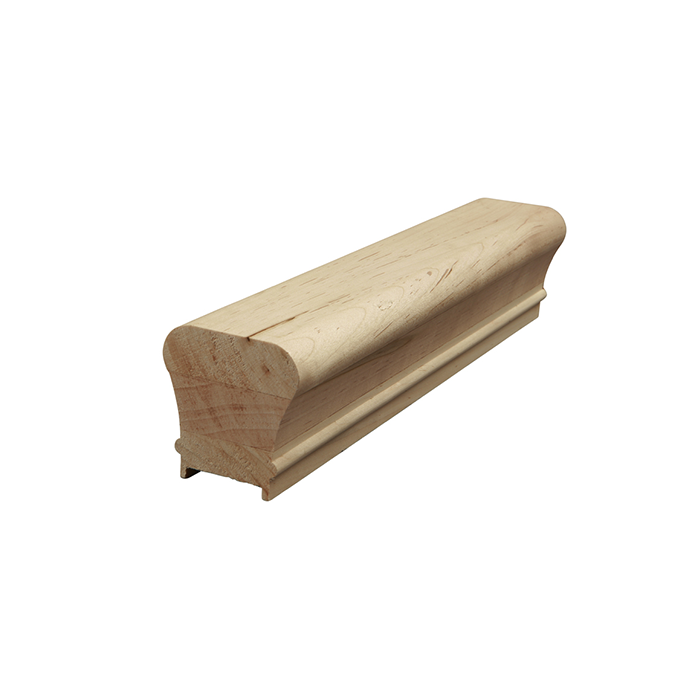 P6010 Hand Rail Plowed Craftwood Products For Builders