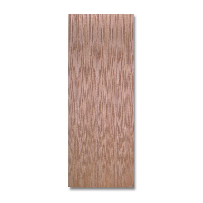 Veneered Flush Oak Door Craftwood Products For Builders