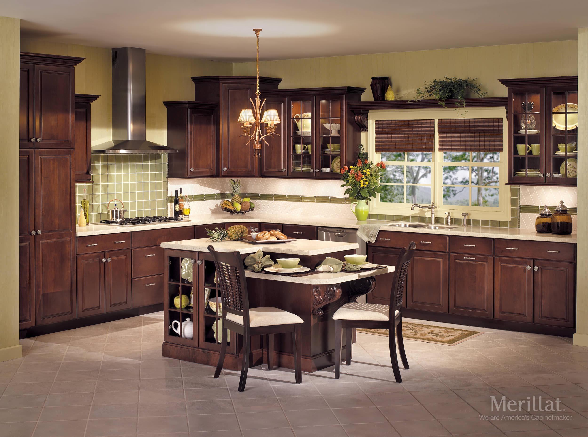 Kitchen Amp Bath Cabinets Craftwood Products For Builders