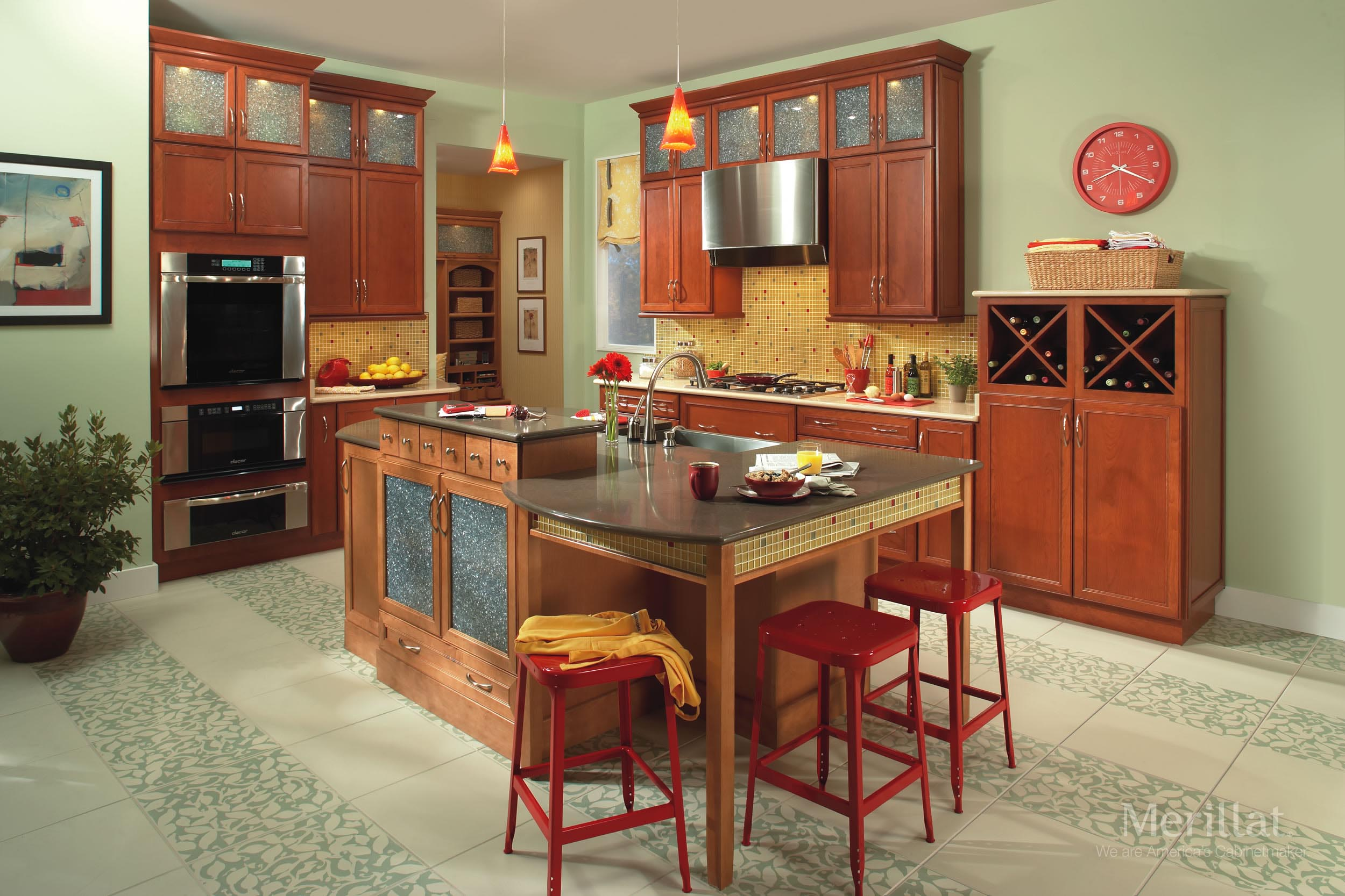 Wood Kitchen Furniture Kitchen Bath Cabinets Craftwood Products For Builders And