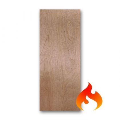 Lauan Flush Fire Rated Doors