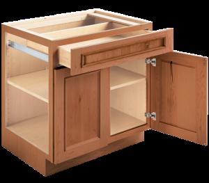 Shaker White Mcraft Kitchen Cabinets
