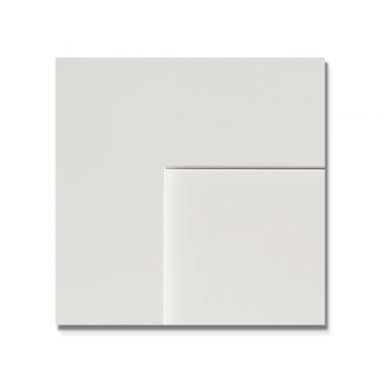 White shaker mcraft