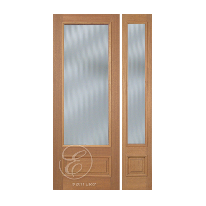 Craftwood Products - Exterior Doors - Wood Doors - Escon Doors - Excellent Series - M816  sc 1 st  Craftwood Products for Builders and Designers in Chicago & M816 (Reed) | Craftwood Products for Builders and Designers in Chicago