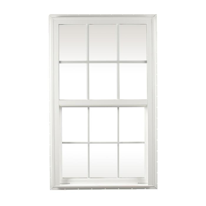 Single hung window single hung window cws 16 best single for Best new construction vinyl windows