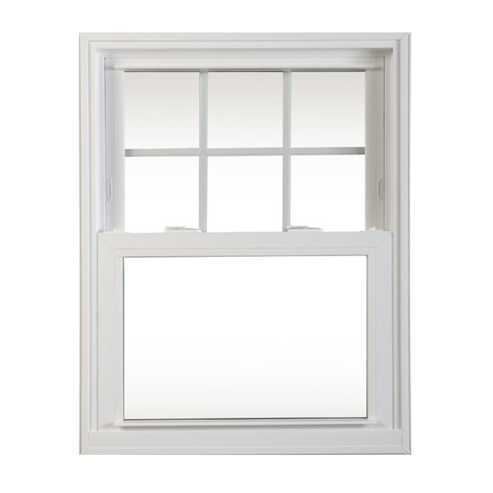 Pro series double hung window craftwood products for for Patio window replacement