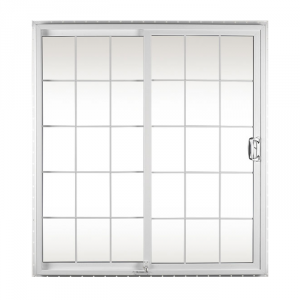 Pro series sliding patio door craftwood products for for Ply gem vinyl windows reviews
