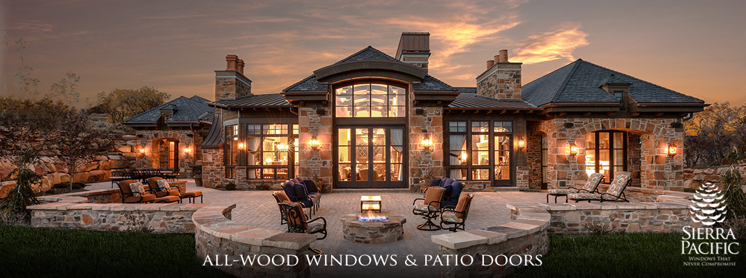 All Wood Windows : Casement window craftwood products for builders and