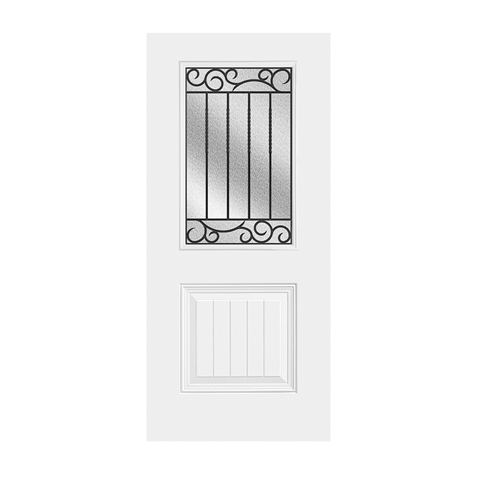 Hd Steel 106 1p With Dutchess Glass Craftwood Products For