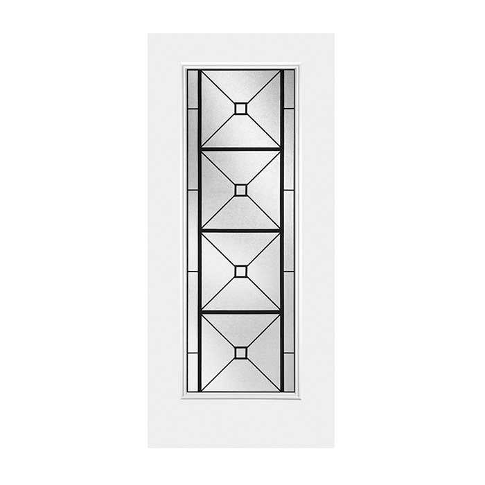 Hd Steel 122 X With Quattro Glass Craftwood Products For Builders