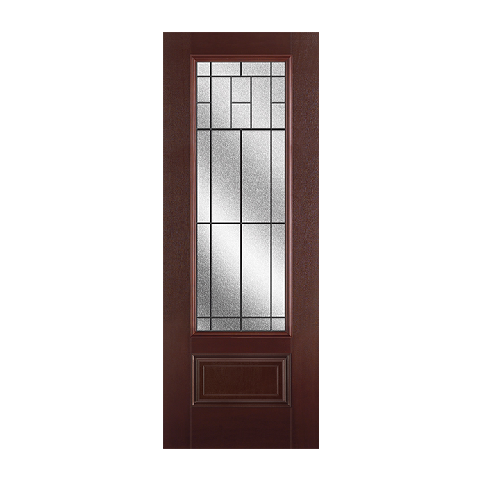 Belleville 122 1 with optimus glass craftwood products for Belleville fiberglass doors