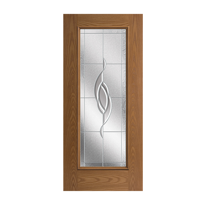 Belleville 122 x with sonnet glass craftwood products for Belleville fiberglass doors