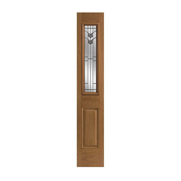 Belleville 129 1 with frontier glass craftwood products for Belleville fiberglass doors