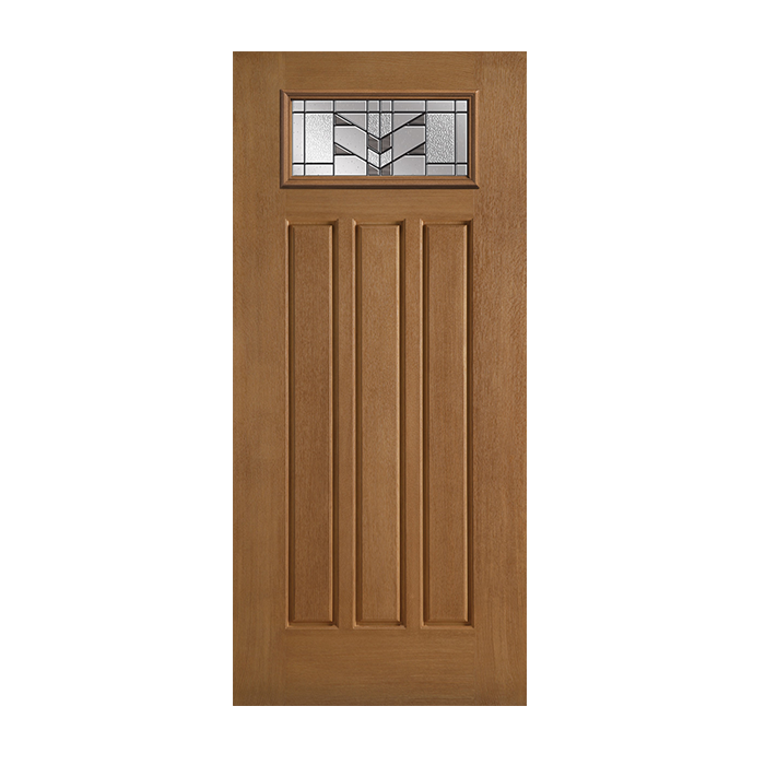 Craftwood Products - Exterior Doors - Fiberglass - Masonite - Belleville Collection - Belleville 228-