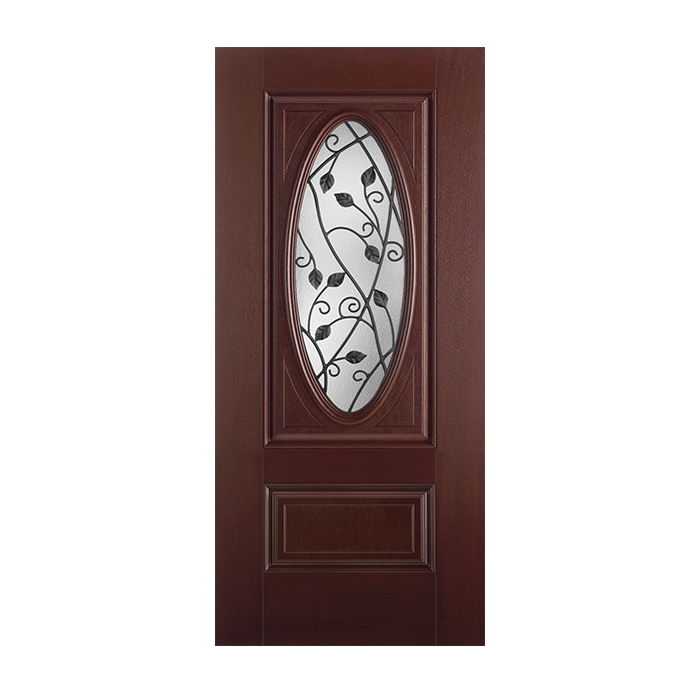 Belleville 304 2 With Sienna Glass Craftwood Products