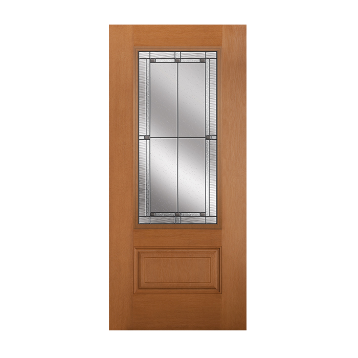 Belleville 404 1 with marco glass craftwood products for for Belleville fiberglass doors