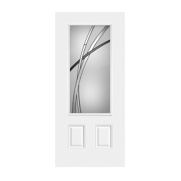 Belleville 404 2 with kordella glass craftwood products for Belleville fiberglass doors