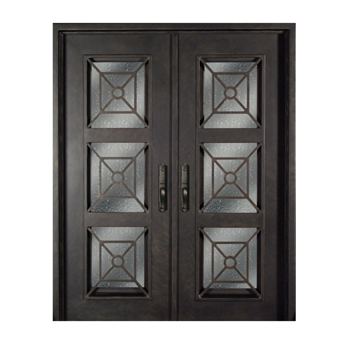 Craftwood Products - Exterior Doors - Wood Doors - Escon Doors - Forged iron Doors -  sc 1 st  Craftwood Products for Builders and Designers in Chicago & S516PHXX/54 (Double Doors) | Craftwood Products for Builders and ...