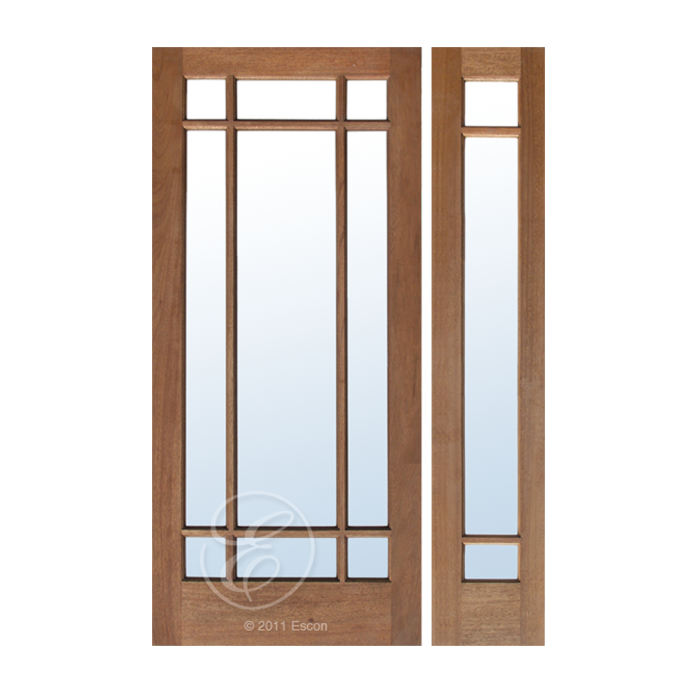 Mf09 French Door Craftwood Products For Builders And