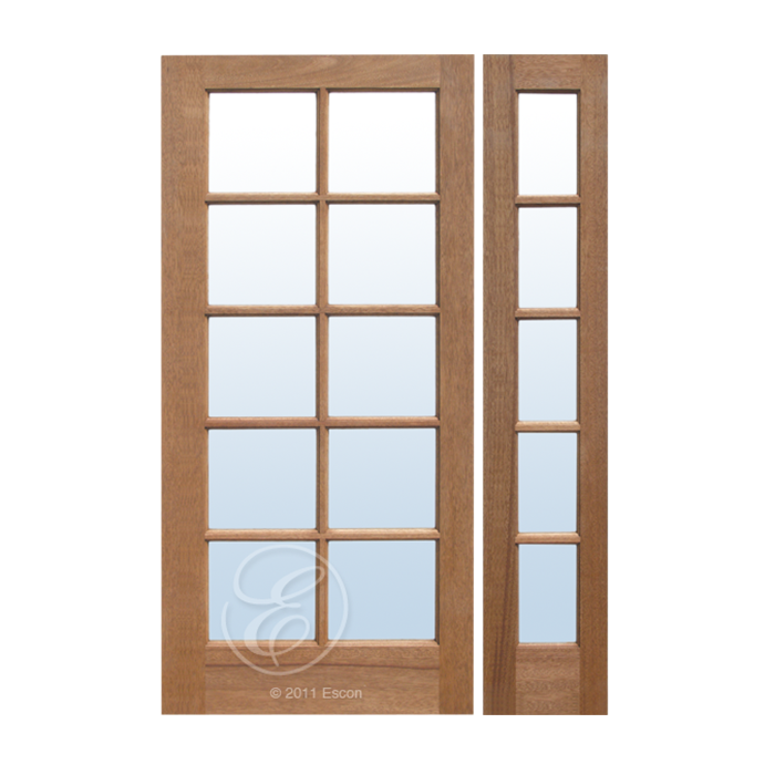 Wooden French Doors External: Craftwood Products For Builders And