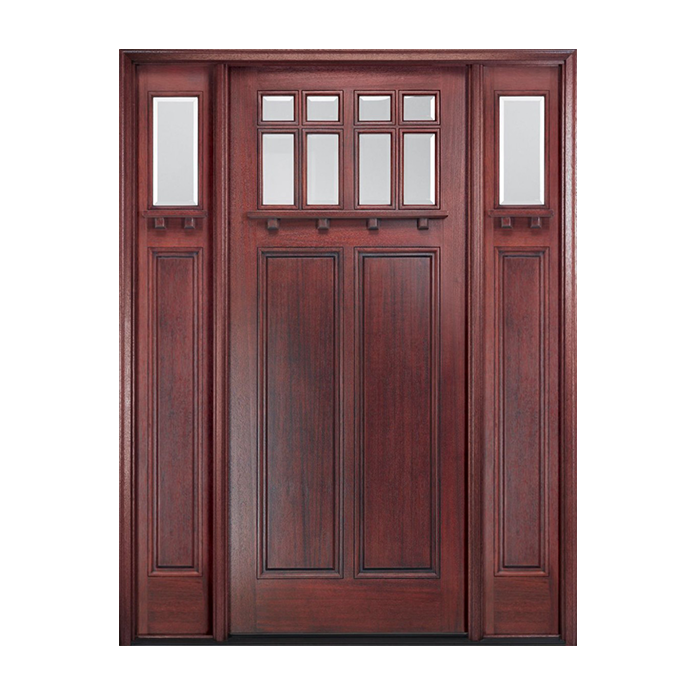 Craftwood Products Exterior Doors Wood Mai Fine Westport Collection