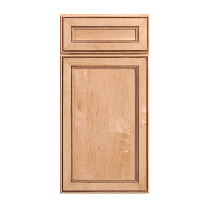 Craftwood Products   Kitchen And Bath Cabinets   Merillat Classic    Bellingham Maple