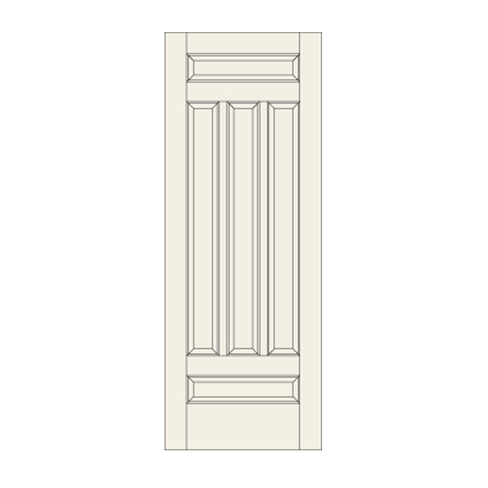 C52 C Five Panel Door Craftwood Products For Builders And