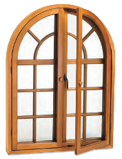 Inswing casement craftwood products for builders and for Marvin ultimate swinging screen door