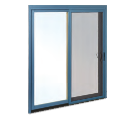 Ultimate swinging french door craftwood products for for Marvin sliding screen door