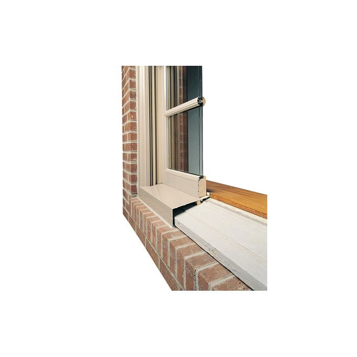 Tilt pac double hung sash replacement system craftwood for Double hung patio doors