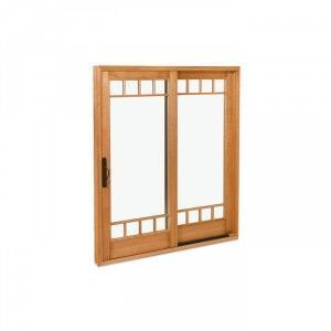 Ultimate sliding french door craftwood products for for Marvin ultimate windows cost
