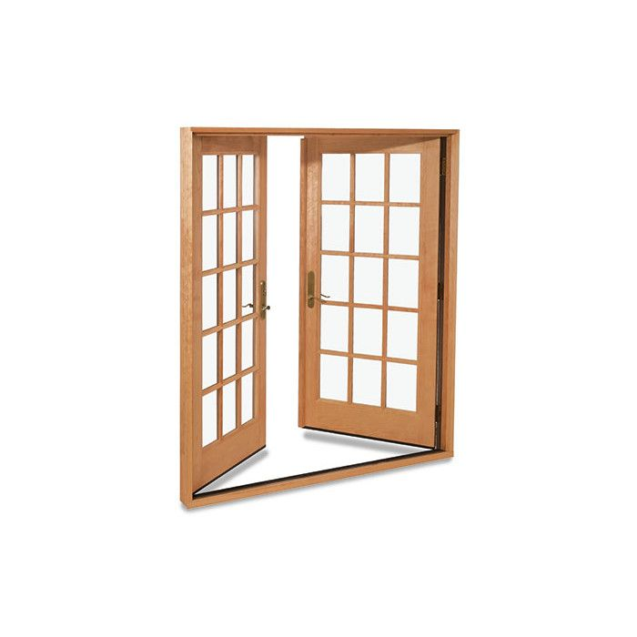 Ultimate Swinging French Door Craftwood Products For Builders And