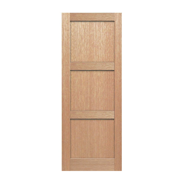 3 panel wood interior doors maple craftwood products interior doors wood mahogany panel shaker style door