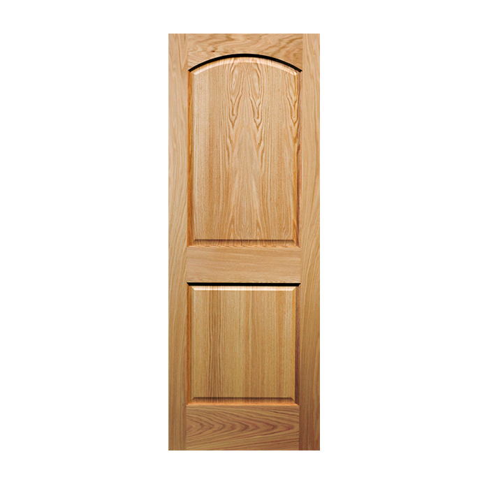 Craftwood Products   Interior Doors   Wood Interior Doors   Oak Stock Doors    2 Panel