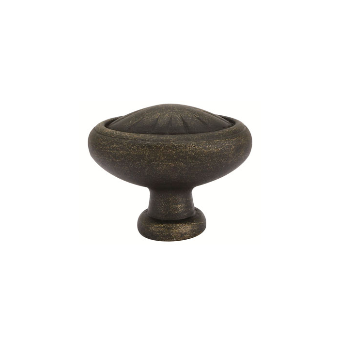 Craftwood Products   Cabinet And Bath Hardware   Cabinet Hardware   Tuscany  Bronze Egg Knob