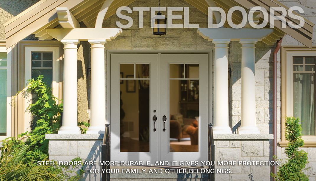HD Steel 120-X with Sonnet Glass | Craftwood Products for Builders ...