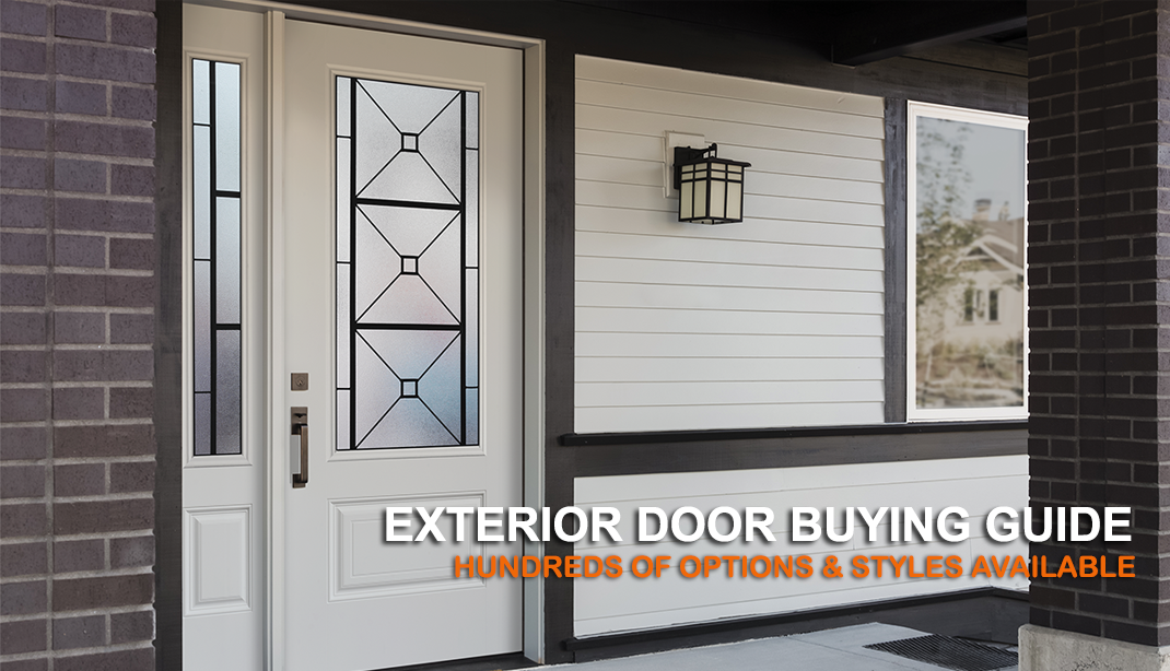 Exterior Door Buying Guide | Craftwood Products for Builders and ...