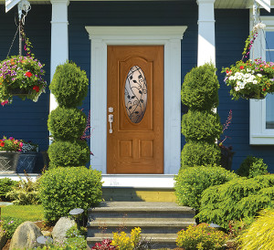 Fiberglass Doors Are A Popular Option For Exterior Doors. They Offer  Strength, Durability And Easy Maintenance, And They Will Not Crack, Rot,  Rust Or Warp.