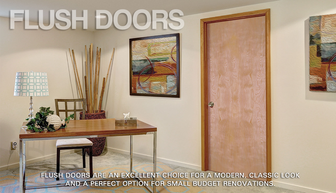 Veneered Flush Birch Door Craftwood Products For Builders And