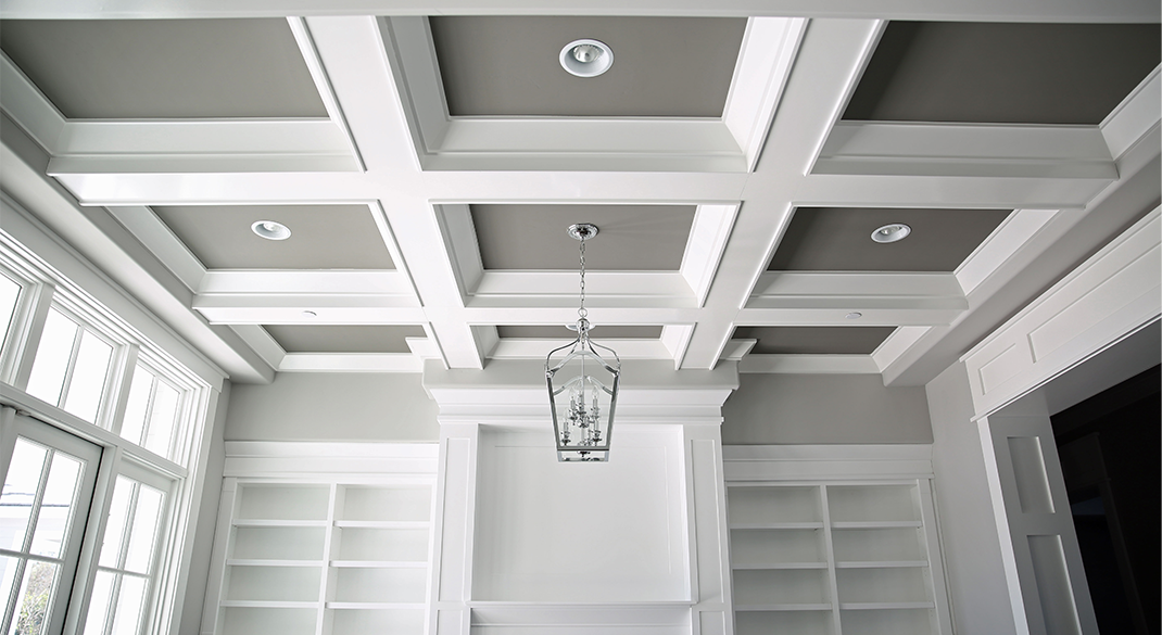 CraftwoodProducts.com-mouldings-guide-Coffered-Ceiling