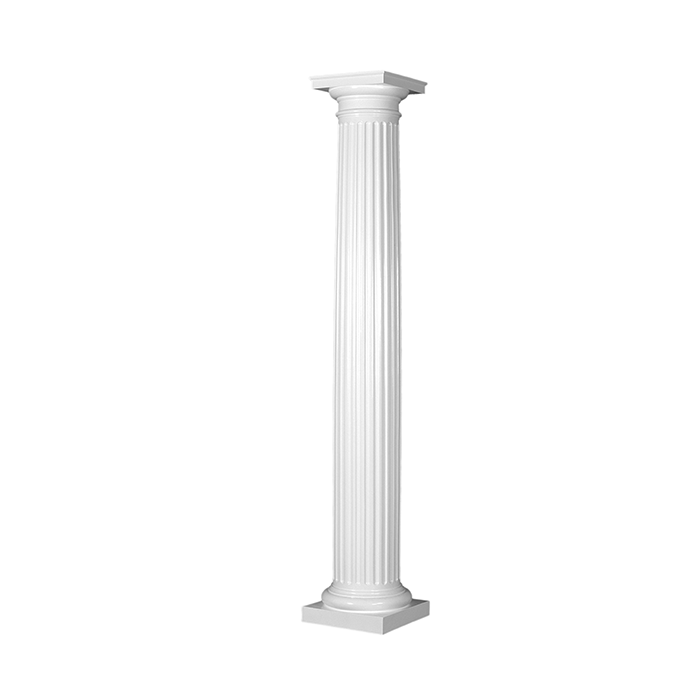 Turncraft Duraglass Column Square Craftwood Products