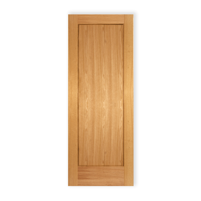 1 Panel Shaker Red Oak 11s Craftwood Products For